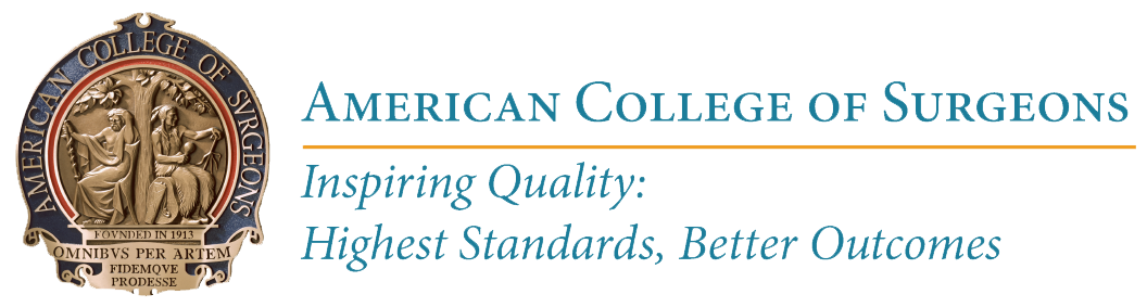 American College of Surgeorns